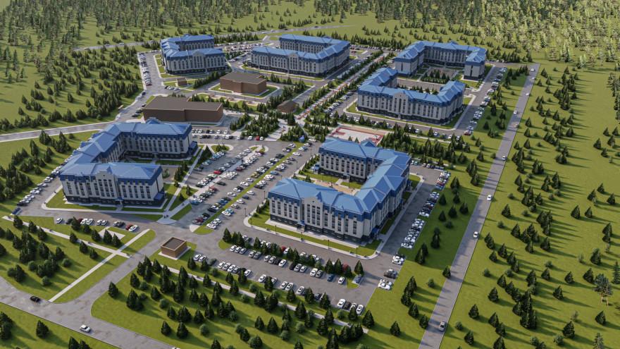 Одна квартира - одно машиноместо. Губернатор Ямала строит новое жилье с учетом парковки