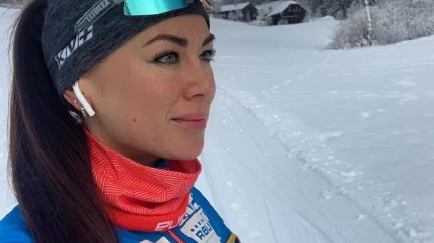 Ямальская биатлонистка Лариса Куклина вошла с состав ...