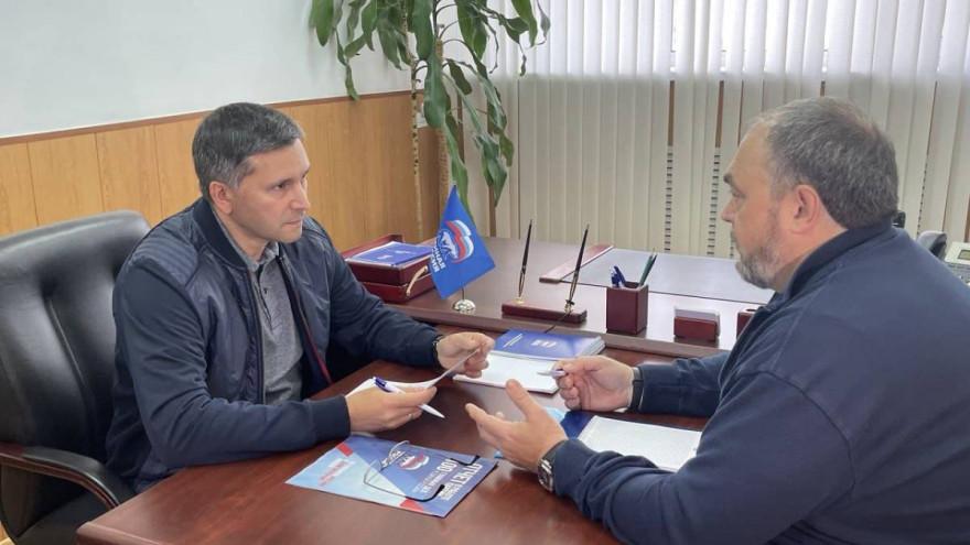 В Салехарде Кобылкин обсудил с Ситниковым Народную программу «Единой России»