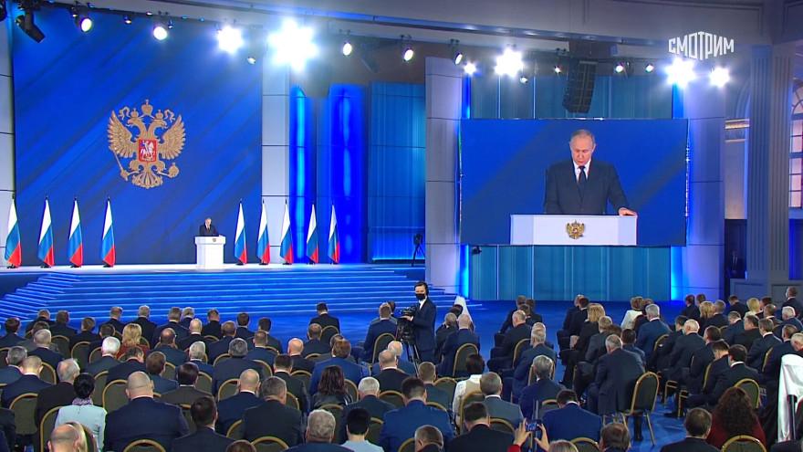 Путин призвал в течение месяца представить дополнительные меры поддержки бизнеса