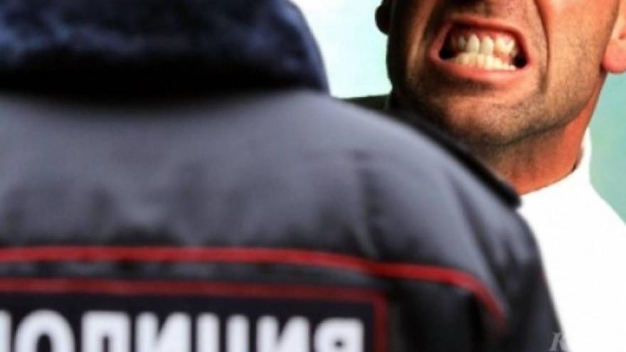 В Тазовском под суд пойдет дебошир, ударивший полицейского