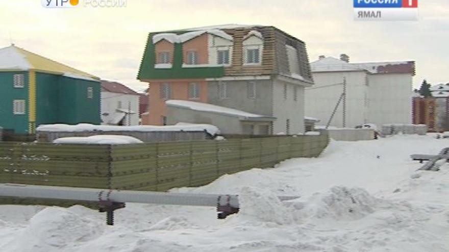 Бесплатные земельные наделы в этом году получили более 120 многодетных семей Ямала