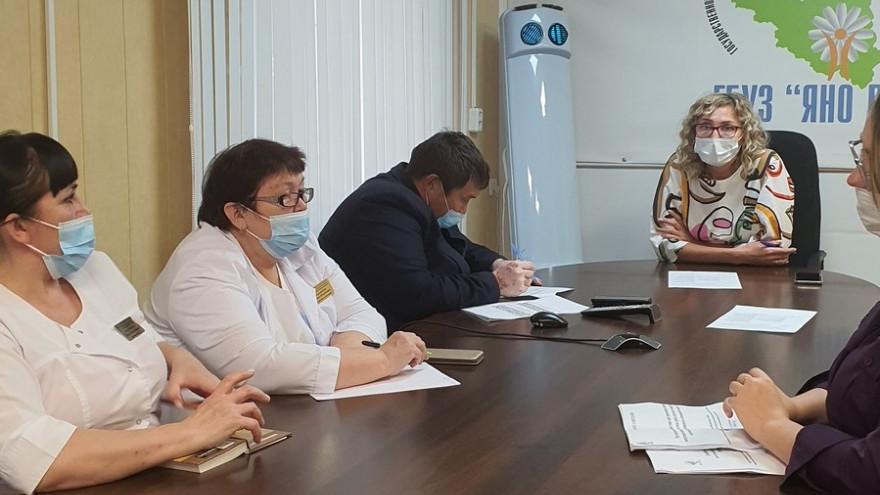 Ямальские фтизиатры приняли участие в вебинаре по иммунодиагностике туберкулёза
