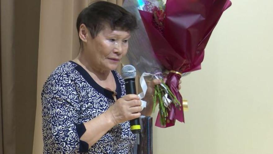 Дмитрий Артюхов поздравил писательницу Анну Неркаги с 70-летним юбилеем