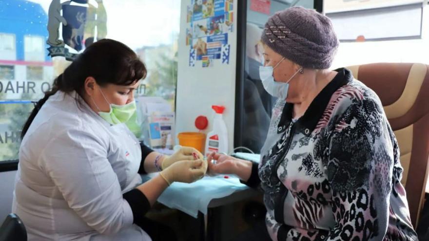 В поселения Надымского района возобновили выезды узких медспециалистов