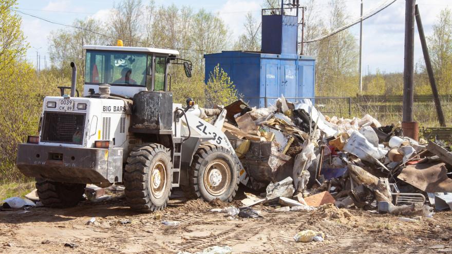 Вывезено 34 КАМАЗа мусора: в Салехарде состоялся всероссийский субботник «Зеленая весна-2021»