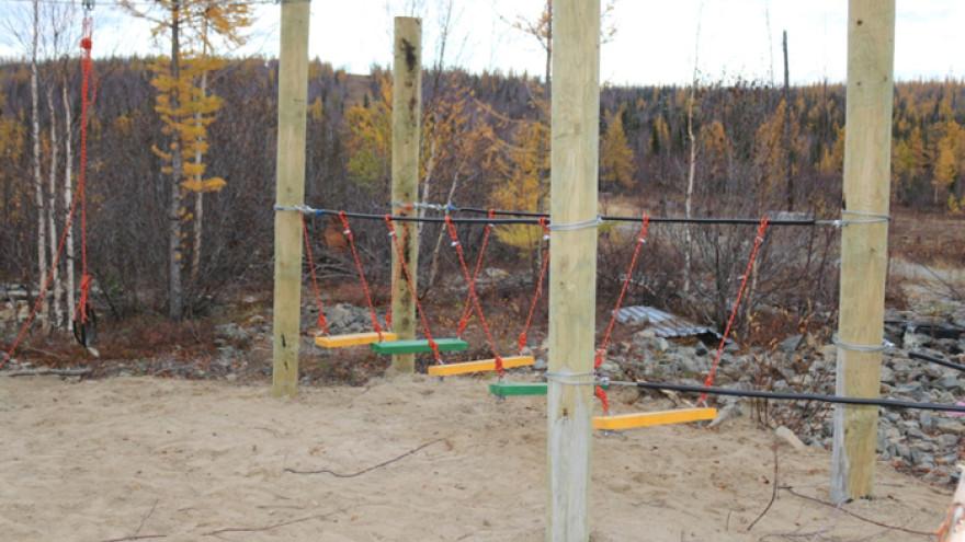 «Висячие сады» для спортивной молодежи. Завтра в Харпе откроют фрироуп-корт