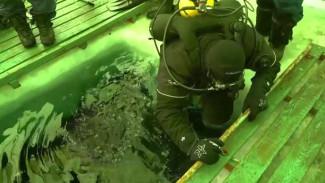 Легких путей не ищут: магаданские спасатели оттачивали навыки спасения людей с затонувшей подлодки