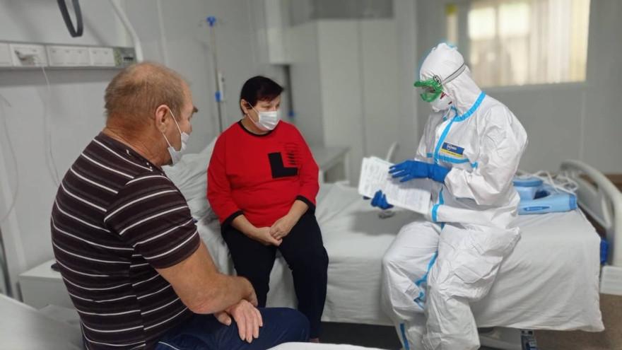 25 дней тяжелой борьбы: в ЯНАО медики спасли от коронавируса семью вахтовиков