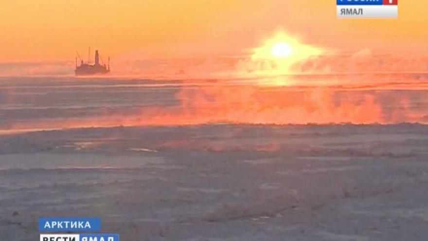 Суперледокол будет бороздить арктические моря