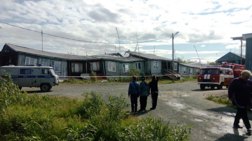 Власти выделили миллионы на помощь жителям частично рухнувшего дома в Лабытнанги