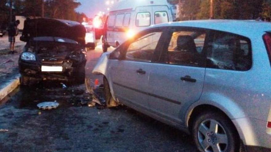 Сегодня ночью в Ноябрьске в результате ДТП пострадали 4 человека, среди них - пятилетний ребенок