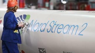Газпром: строительство газопровода «Северный поток - 2» завершится уже в этом году