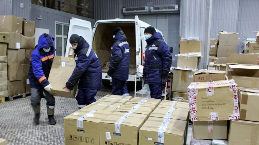 В Надымскую больницу закупили новые кислородные концентраторы