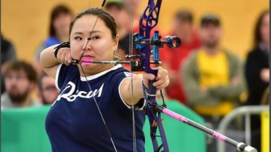 Ямальская лучница стала серебряным призёром Кубка мира