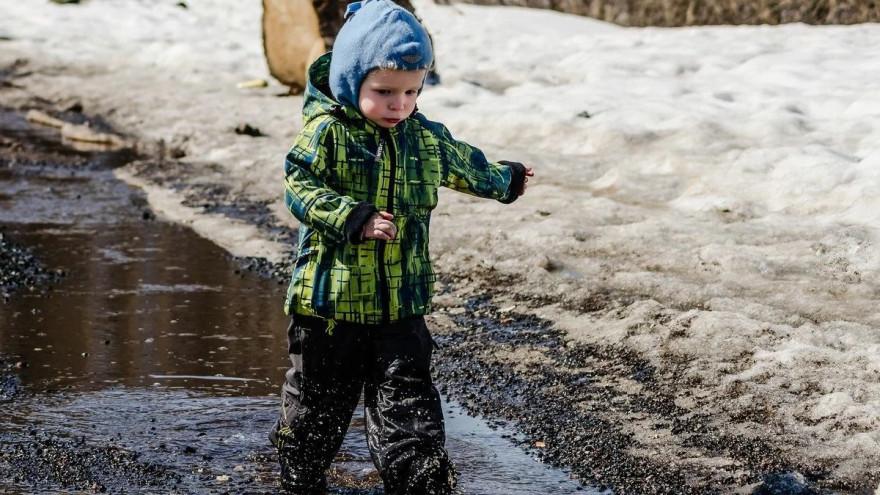 Погода на Ямале: синоптики назвали самый теплый день апреля