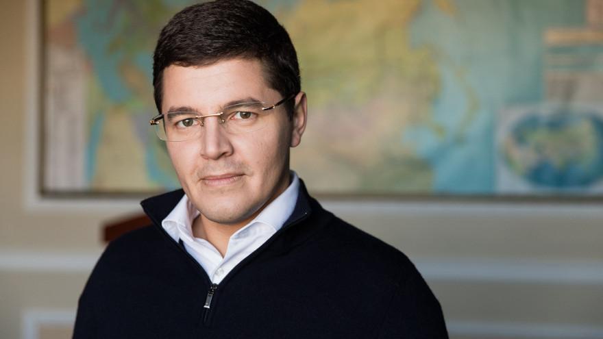 Дмитрий Артюхов поздравил земляков с Днём работников нефтяной и газовой промышленности
