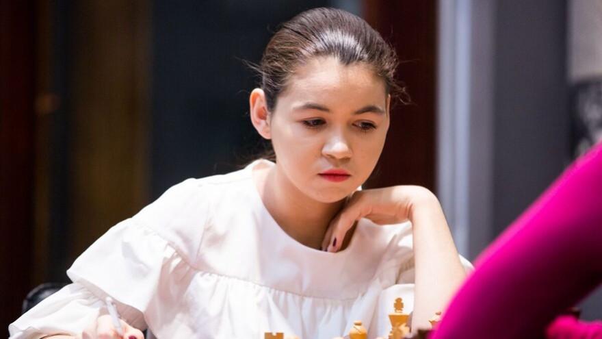 Александра Горячкина вышла в полуфинал Кубка мира ФИДЕ