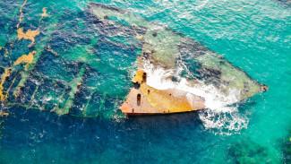 Бессмертие на глубине 40 метров: кладбище затонувших кораблей в Кольском заливе