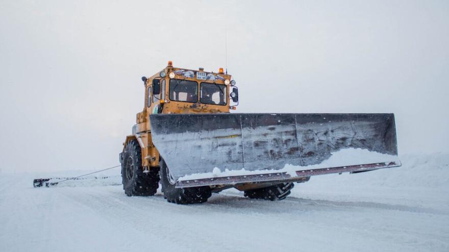 На Ямале открыли проезд по самому длинному зимнику