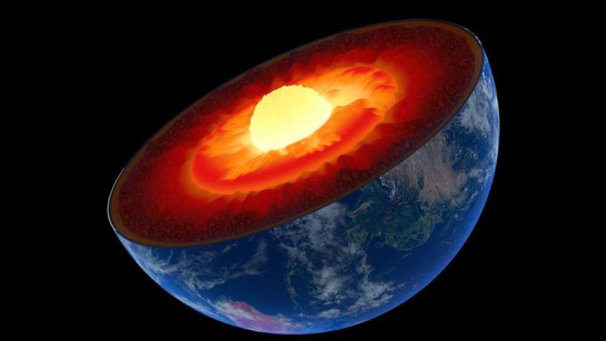 Ядро Земли может быть кривым: что так удивило ученых