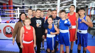 В Лабытнанги открыли спортивный комплекс «Северный характер»