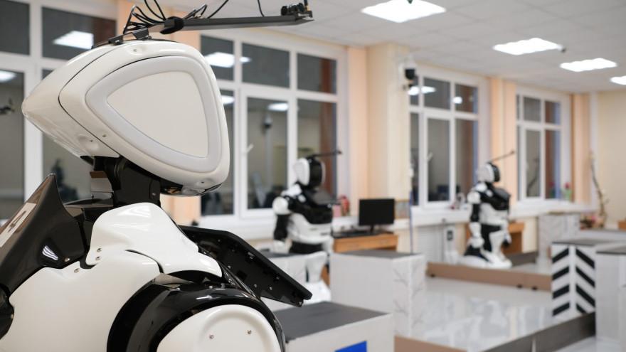 В гимназии Лабытнанги появится учитель-робот