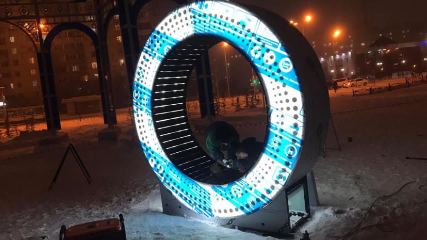 В газовой столице Ямала стартовала подготовка к Новому году