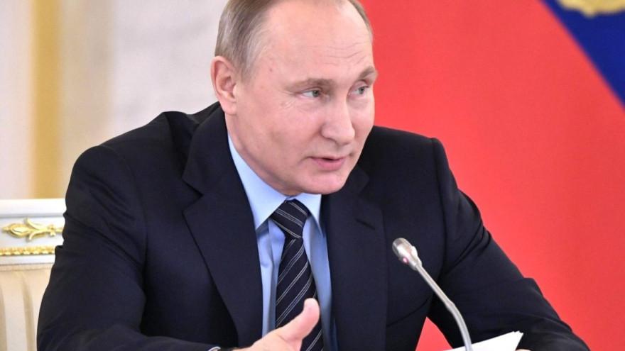 Владимир Путин: быть добрым - это талант, который нужно поддержать в каждом человеке