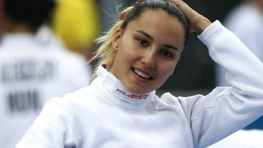 Ямальская спортсменка Гульназ Губайдуллина установила олимпийский рекорд