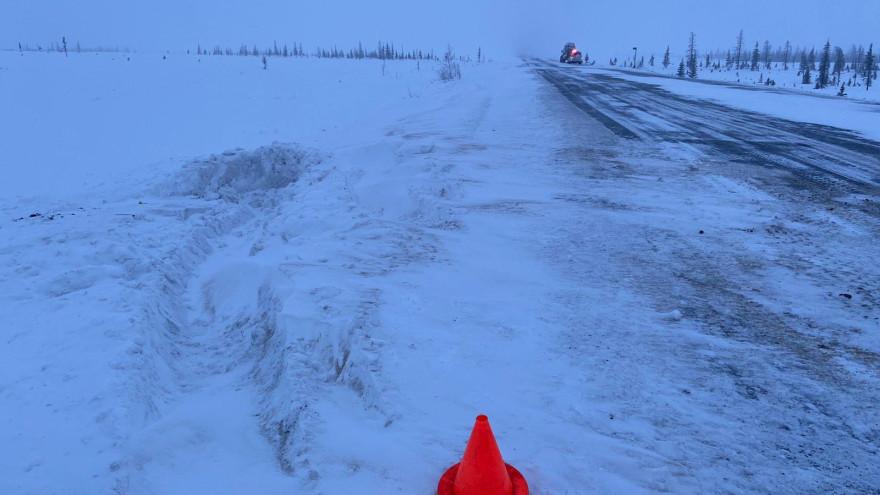 На Ямале с дороги слетел вездеход, есть пострадавшие