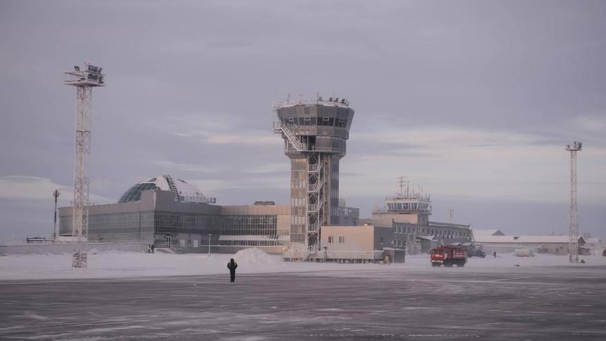Из Салехарда не смогло вылететь воздушное судно авиакомпании «Ямал»