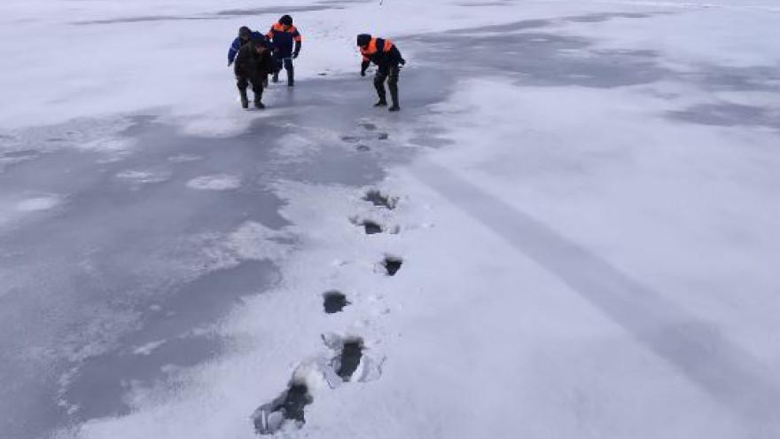 На Ямале развернулась целая спецоперация по спасению людей, попавших в ледяной капкан