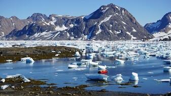 Андрей Иванов - про «Глобальное потепление» и изменение климата в Арктике