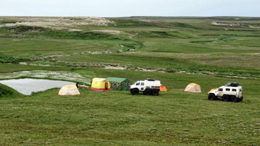Археологи открыли летний полевой сезон на Ямале: планы и надежды ученых