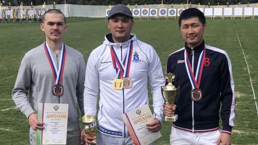 Ямальские спортсмены взяли призовые места на Чемпионате России по стрельбе из лука