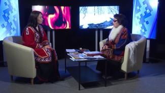 Программа на ненецком языке с Няруй Валентиной «О ненецкой педагогике»
