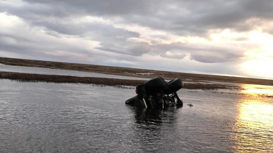 В Приуральском районе ямалспасовцы ищут мужчину, который пропал 10 дней назад