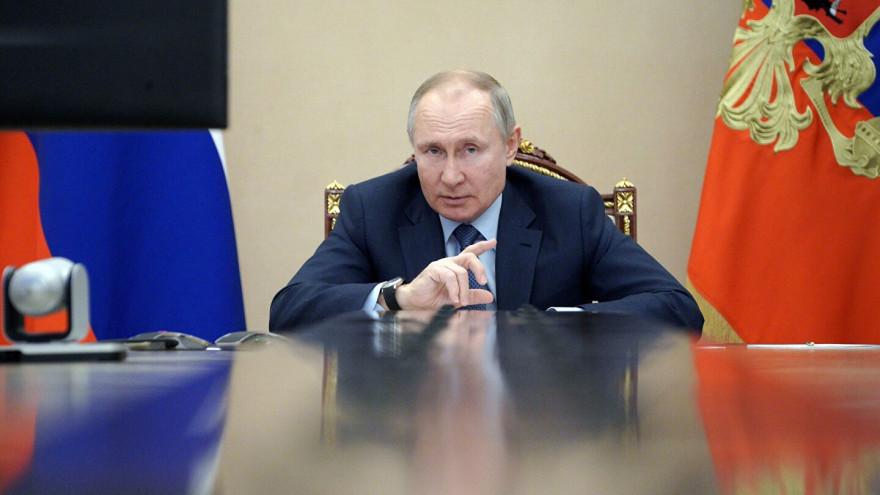 Путин: пришлось жестко поговорить с правительством о смягчении «ценовых ударов» по россиянам