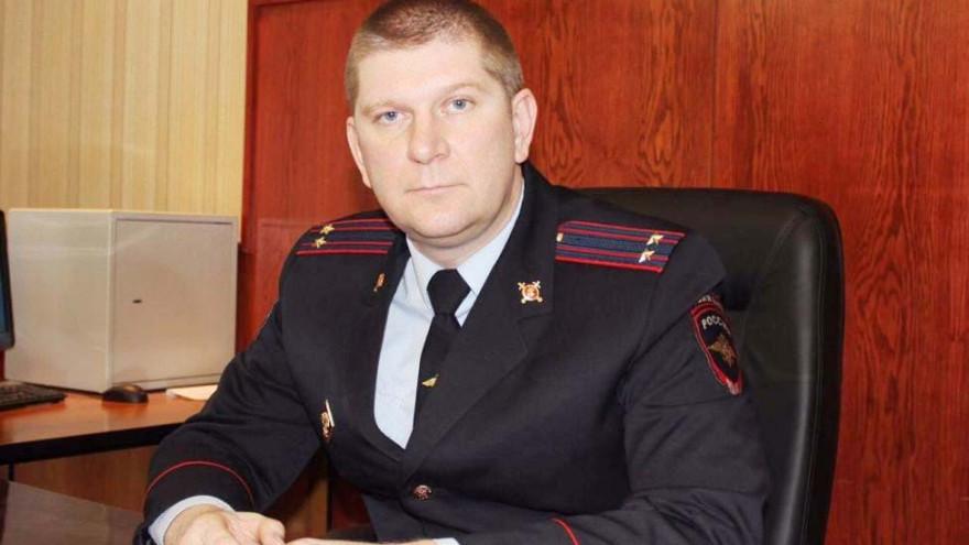 В Новом Уренгое назначен новый начальник ОМВД