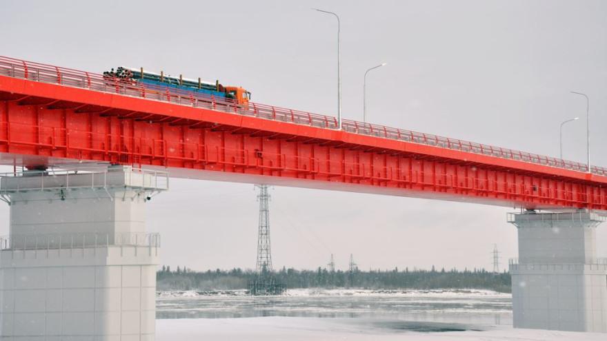 На Пуровском мосту начала действовать система скидок