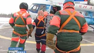 С января спасатели на Ямале вызволили из лесотундры аж 120 человек