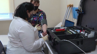 Умный чемоданчик: ФАПы Сахалина оснастили новой аппаратурой
