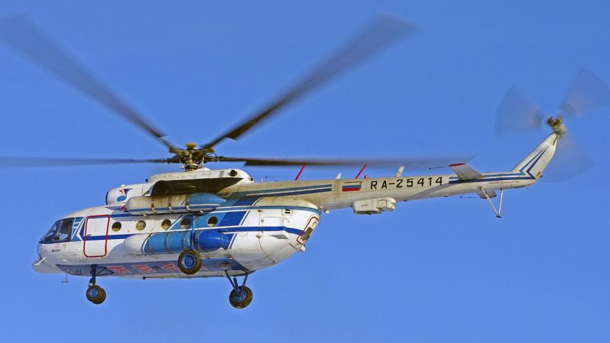 Между Салехардом и Лабытнанги временно организуют вертолётные перевозки