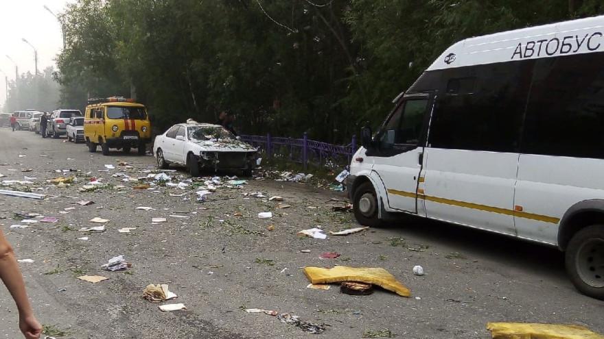 16 жильцов эвакуировали: стали известны подробности взрыва в Новом Уренгое
