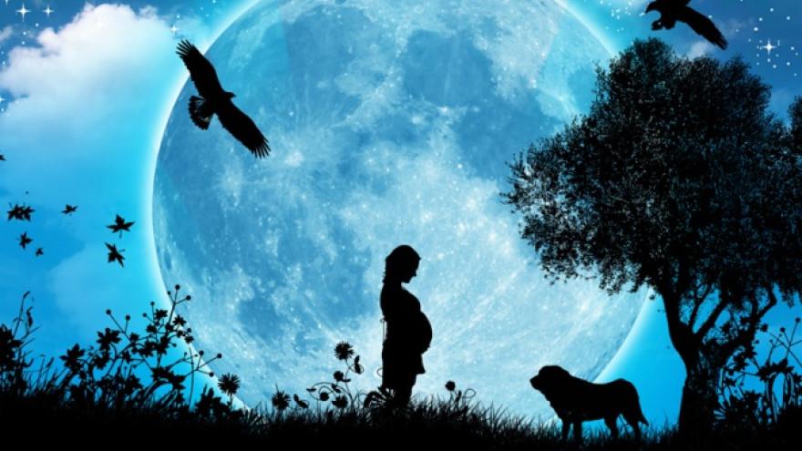 Голубая Луна взойдет над Землей. Сегодня можно насладиться уникальным природным явлением