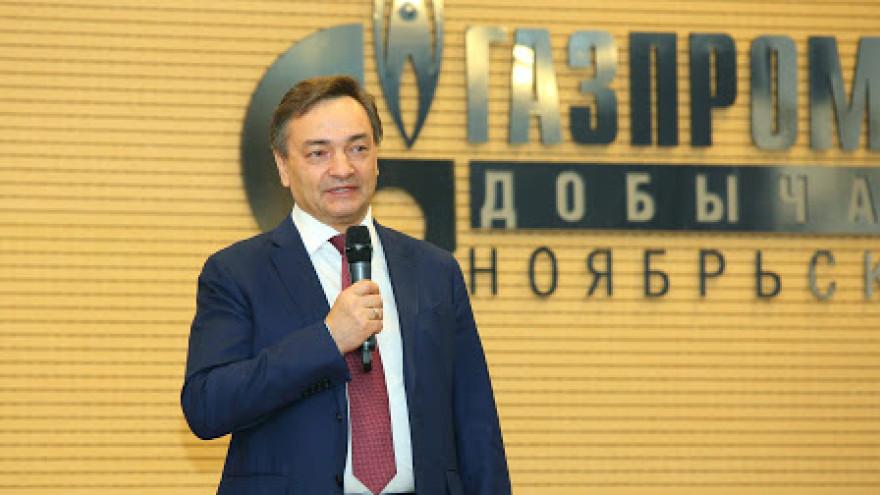 Игорь Крутиков покинул пост гендиректора «Газпром добыча Ноябрьск»