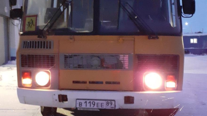 В Салехарде начал курсировать школьный автобус до дачных посёлков «Север» и «Надежда»