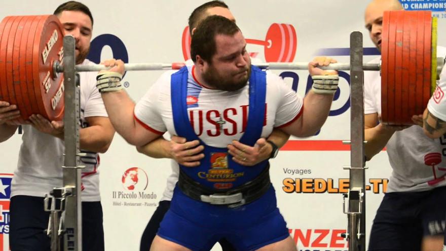 Ямальские пауэрлифтеры стали абсолютными победителями чемпионата России и установили несколько рекордов