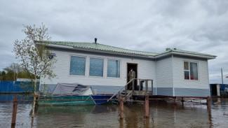 Паводок на Чукотке: в двух населённых пунктах затопило более 40 жилых домов